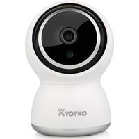 Yoyko Big Eye 360º 1080P Bebek Güvenlik Kamerası