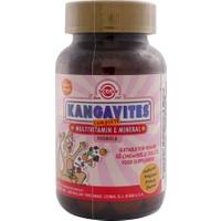 Solgar Kangavites Multivitamin and Mineral 60 Tablet