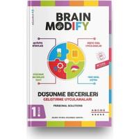 Brain Modify Düşünme Becerileri Geliştirme Seti-1.sınıf