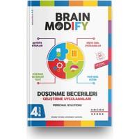 Brain Modify Düşünme Becerileri Geliştirme Seti-4.sınıf