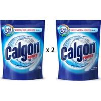 Calgon 3'ü 1 Arada Kireç, Kir ve Koku Önleyici 500 gr Toz - 2'li