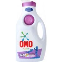 Omo Sıvı Deterjan 1950 ml Color 6'lı Koli