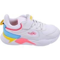 Jump 24931 Günlük Cırtlı Kız/Erkek Çocuk Spor Ayakkabı