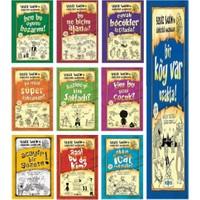 Sessiz Sakinin Gürültülü Maceraları 10 Kitap Set - Melih Tuğtağ