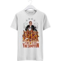 Galatasaray E191261 Yine Şampiyon Tshirt