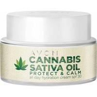 Avon Cannabis Sativa Oil Gündüz Kremi SPF20 50 Ml.