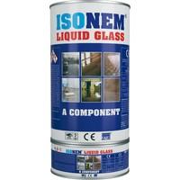 İsonem Liquid Glass Şeffaf Su Yalıtımı 4 Kg