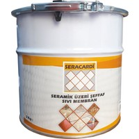 Seracardi Seracardi Seramik Üzeri Şeffaf İzolasyon 3 kg
