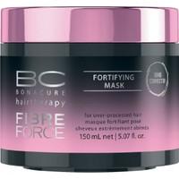 Bc Bonacure Power Shot Smooth Yoğun Düz Saçlar İçin Katkı BakımFibre Force Güçlendirici Maske 150.Ml - Yeni Ürün
