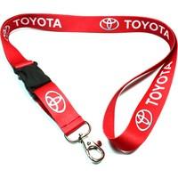 Trend Garaj Toyota Kırmızı Dikiz Aynası Askı İpi