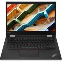 """Lenovo Thinkpad X390 Intel Core i5 8265U 8GB 256GB SSD Windows 10 Pro 13.3"""" FHD Taşınabilir Bilgisayar 20Q0000QTX"""