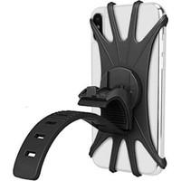 Alfatronx Motorsiklet Bisiklet Için Telefon Tutucu Tutacağı (4-6 Inç Uyumlu)