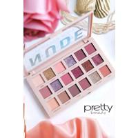 Pretty Beauty Nude New 18 Li Göz Farı Eyeshadow Palette