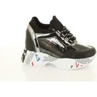 Marine Shoes 47 Siyah - Kadın - Spor Ayakkabı