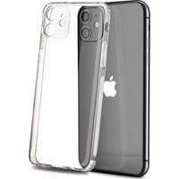 KZY Apple iPhone 11 Tıpalı Kamera Korumalı Şeffaf Premier Kılıf