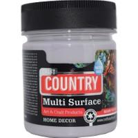 Craft Country Multi Surface Hobi Boyası 1045 120 cc Siyah Orkide