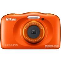 Nikon Coolpix W150 Holiday Kit Turuncu