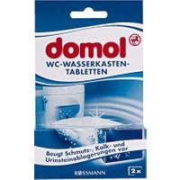Domol Tuvalet Rezervuar Temizleyici Tablet 2'li 100 gr
