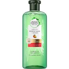 Herbal Essences Sülfatsız Renk Koruma ve Nem Aloe + Mango Şampuan 380 ml