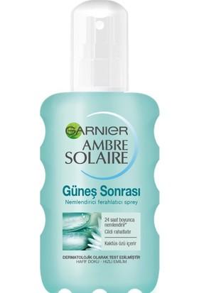 Garnier Güneş Sonrası Nemlendirici & Ferahlatıcı Sprey 200 ml