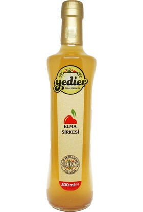 Yedier Elma Sirkesi 500 ml