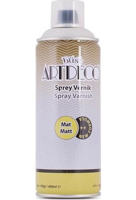 Artdeco Sprey Vernik 400Ml Mat Lv-Y-470-02