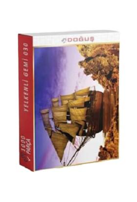 Doğuş 1000 Parça Puzzle Yelkenli Gemi 030