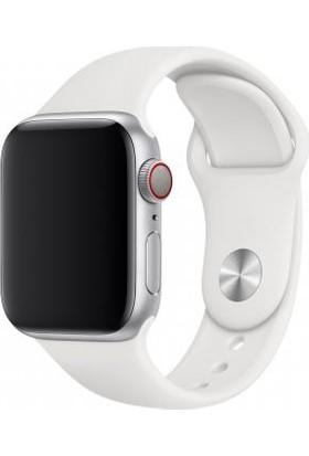 Apple Watch 40mm SporKordon Beyaz Kayış 3D988ZM/A