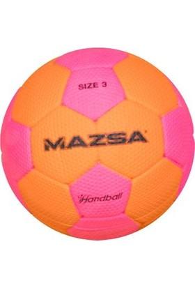 Mazsa 3 No Hentbol Topu
