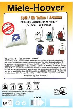 Miele Indigo Uyumlu Toz Torbası Indigo - S 571 Uyumlu Toz Torbası