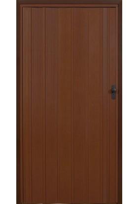 Penguen Akordiyon Kapı Pvc Ceviz 12 mm 102 x 220 cm