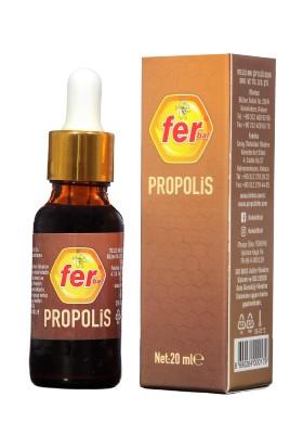 Fer Su Bazlı Propolis 20 ml