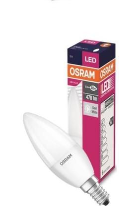 Osram Mum LED Ampul E-14 Beyaz 5,7 W 5'li