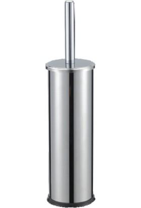 Maxi Klozet Fırçası Paslanmaz Krom Mikro Wc Fırca Tuvalet Fırçası