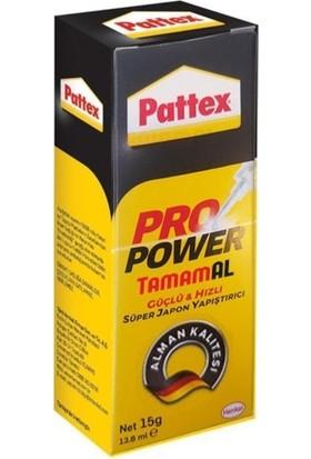Pattex Pro Power Likit Japon Yapıştırıcı 15 gr