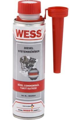 Wess Diesel Systemreiniger Yakıt Katkısı