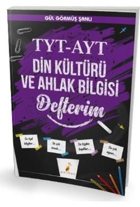 Pelikan Tyt-Ayt Din Kültürü Ve Ahlak Bilgisi Defterim - Gül Görmüş Şanlı