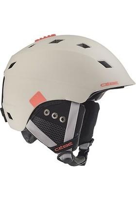 Cebe Ivory Matt Champagne Coral 59-61 L Kask