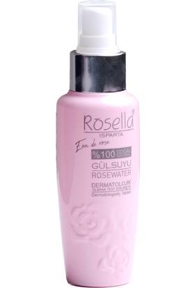 Rosella Doğal Gülsuyu Sprey 110 ml
