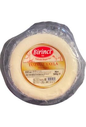 Birinci Süt Tuzsuz Yayla Peyniri 300 gr