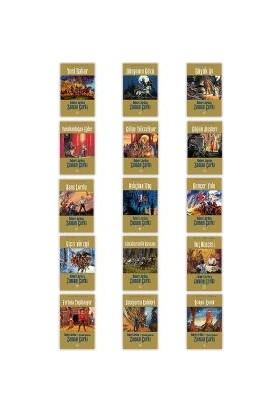 Zaman Çarkı 15 Kitap Takım Ciltli - Robert Jordan
