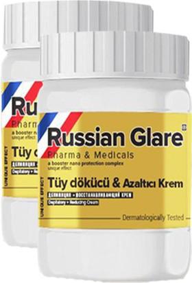 Russıan Glare Tüy Dökücü Azaltıcı Merhem 2 Adet