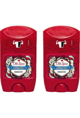 Old Spice Deo Stick 50 ml Wolfthorn 2 Adet