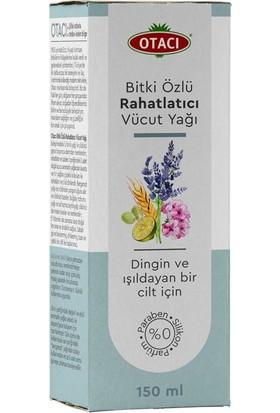 Otacı Bitki Özlü Rahatlatıcı Vücut Yağı 150 ml