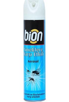 Bion Sineklere Karşı Etkili Aeresol Sinek Ilacı