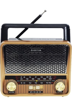 Everton RT-314 Bluetooth Nostaljik Radyo