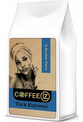 Coffeeız Türk Kahvesi 100 gr