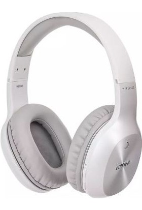 Edifier W800BT Bluetooth Kablosuz Kulaklık - Beyaz