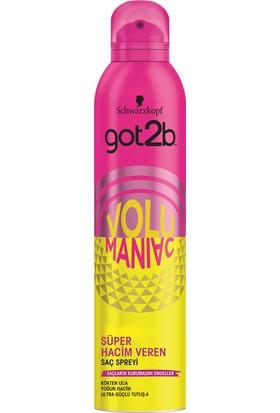 got2b Volumaniac Sprey 300 ml