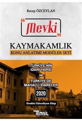 Mevki Türkiyenin İdari YapısıTürkiyede Mahalli İdareler - Recep Özceylan